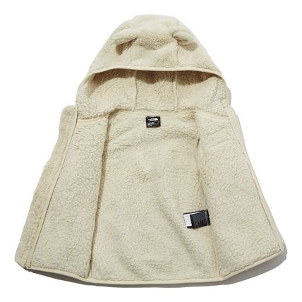 THE NORTH FACE べビーアウター ★THE NORTH FACE★大人気 ボア INFANT CAMPSHIRE BEAR HOODIE(11)