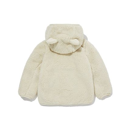THE NORTH FACE べビーアウター ★THE NORTH FACE★大人気 ボア INFANT CAMPSHIRE BEAR HOODIE(12)