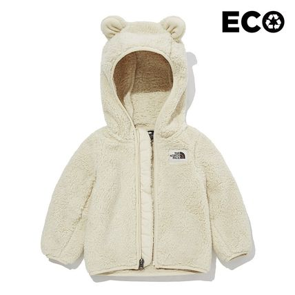 THE NORTH FACE べビーアウター ★THE NORTH FACE★大人気 ボア INFANT CAMPSHIRE BEAR HOODIE(13)
