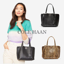 COLE HAAN★期限限定セール★Small Turnlock Tote トートバッグ