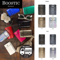 BOOSTIC SUPPLY CIGARETTE CASE ITALY LEATHER BBH923 追跡付
