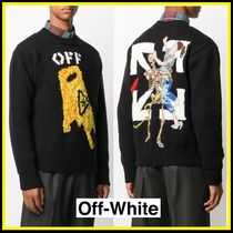 Off-White ★  Pascal セーター【国内発・関税込み】