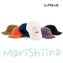 SUPREME Ripple Corduroy Small Box 6-Panel FW20 Week12