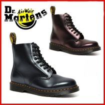 ◆Dr.Martens◆1460 Pascal SILVER/RED CHROMA◆正規品◆
