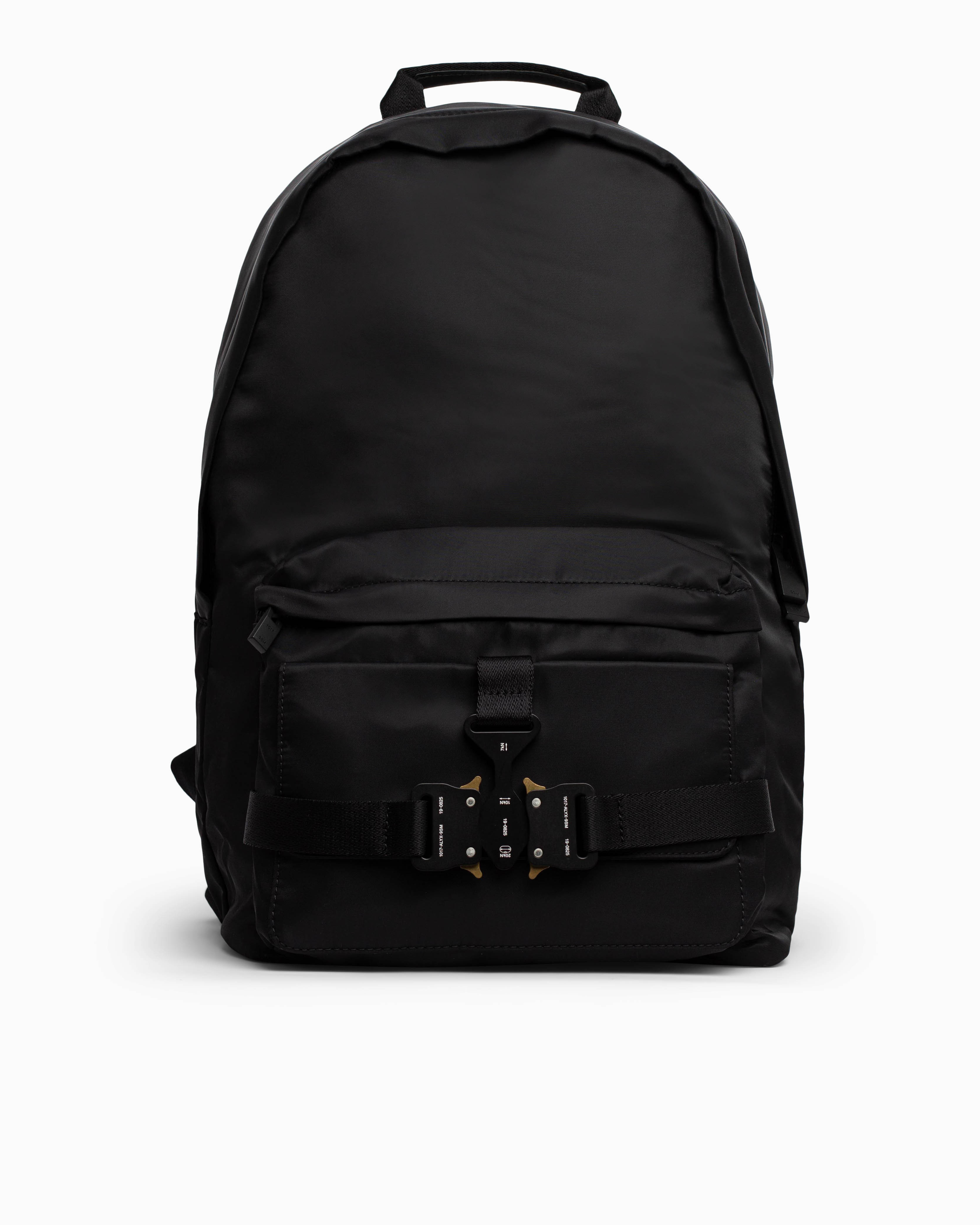 ALYX --- TRICON BACKPACK BLACK バックパック 黒 (ALYX/バックパック・リュック) AAUBA0017FA02 BLK0001