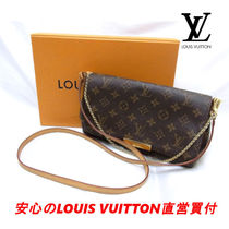 【Louis Vuitton直営店】フェイボリット MM