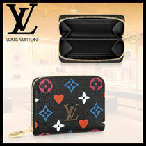 【LOUIS VUITTON】GAME ON ジッピー・コイン パース 小銭入れ