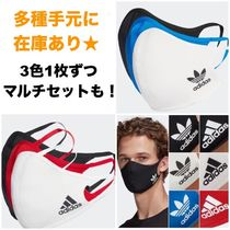 ADIDAS|FACE COVERS 3-PACK マスク 3枚セット
