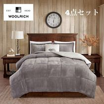 ★Woolrich★送関込★エレガントなグレーの4点セット
