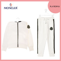 FW20最新!大人もOK14y☆MONCLER ロゴ付きセットアップ☆送関込