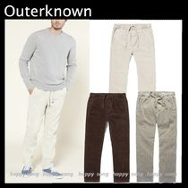 Outer known(アウターノウン) パンツ・ボトムスその他 ★Outerknown★PAZ CORD コーデュロイ パンツ
