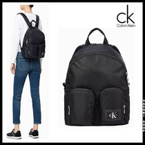 20AW ★Calvin Klein Jeans★ ダブルキャンパスバックパック