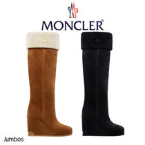 【Moncler】W TALL ロング ブーツ BROWN/BLACK