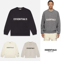 【FEAR OF GOD】Essentials Knit Sweater ニット セーター