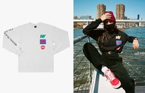 ONLY NY(オンリーニューヨーク) Tシャツ・カットソー ◇ONLY NY◇Lineup L/S Tee◇