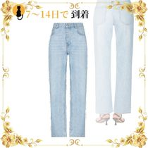 《海外発送》NANUSHKA Denim trousers