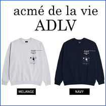 アクメドラビ ADLV★[LOG X ADLV] SPACE MEMORY SWEAT SHIRT_2色