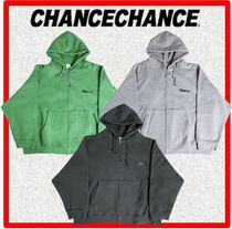 ☆韓国の人気☆CHANCECHANCE☆HOOD ZIP U.P☆パーカー