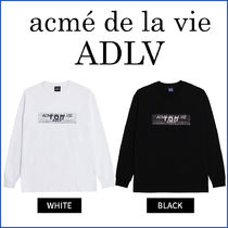 アクメドラビ ADLV★[LOG X ADLV] DOCKING LONG SLEEVE T-SHIRT