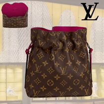 ◆NEW IN◆ LOUIS VUITTON モノグラム 巾着バッグ コスメポーチ