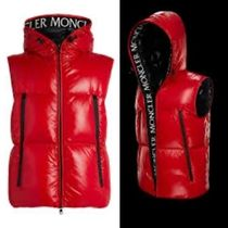 【MONCLER】20AW★AGNEAUXダウンベスト 1A51C 00 68950 455