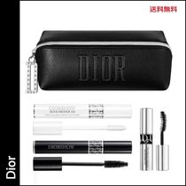 【Dior】 Diorshow Volumizing Mascara Set ポーチ付き