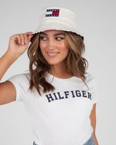 [Tommy Hilfiger] バケットハット 新作☆限定ハット