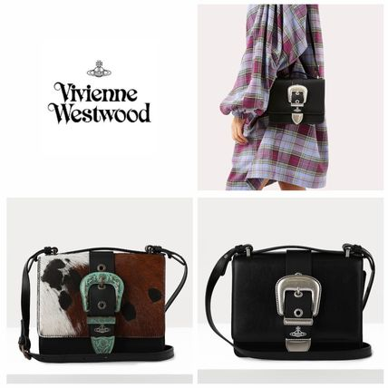 【Vivienne Westwood】 RODEO SMALL SHOULDER ショルダーバッグ