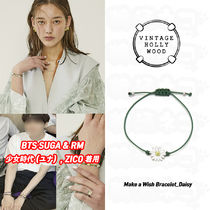 ☆BTS SUGA 着用♥ Make a Wish Bracelet_Daisy