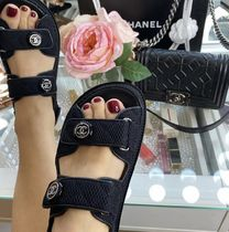 don't wait you'll lose早い者勝ち★2021 CHANEL DADDY SANDAL