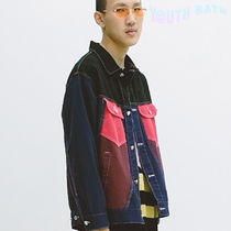★YOUTHBATH★4 COLORED TRUCKER JACKET_MIX★正規品/直送料込
