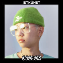 [ISTKUNST] O.G LOGO BEANIE 3COLOR 送料無料 関税込み