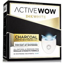 Target(ターゲット) ホワイトニング Active Wow White Charcoal ホーム ホワイトニングキット