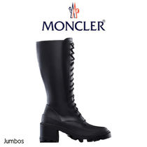【Moncler】C BOOTS ロング ブーツ レースアップブーツ