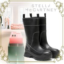 【STELLA McCARTNEY】Trace Utility faux leather boots 限定品