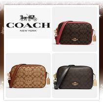 COACH Jes Crossbody In Signature Canvas