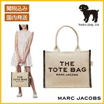 【MARC JACOBS】THE JACQUARD TRAVELER TOTE BAG◆国内発送◆