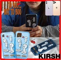 ☆韓国の人気☆【KIRSH】☆CASPER IPHONE CASE J.A☆ケース☆