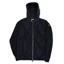 MONCLER モンクレール  ニットダウンパーカー