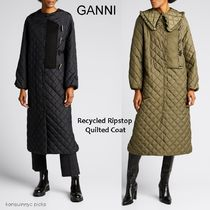 CUTE*GANNI*Quilted Recycled Ripstop Jacket