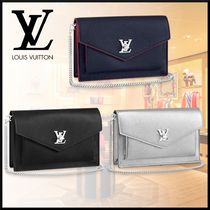 ◆LouisVuitton◆LV ポシェット*ロックミーチェーン*バッグ*2WAY