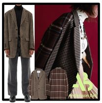 ☆ANDERSSONBELL☆CONTRAST NEW DADDY CLASSIC WOOL JACKE.T★