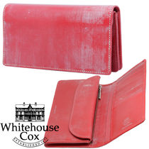 Whitehouse Cox(ホワイトハウスコックス) 長財布 ホワイトハウスコックス 長財布 S8819-RED 新品