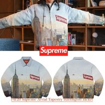 FW20 Supreme Aerial Tapestry Harrington Jacket - ジャケット