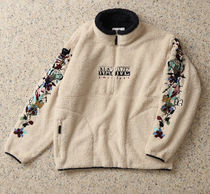 WISM × doublet CHAOS EMBROIDERY FLEECE PULLOVER フリース