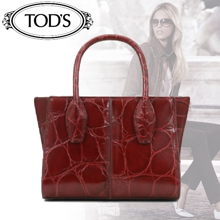 20-21AW 新作 トッズ ホリーバッグミニ (TOD'S/ハンドバッグ) XBWAONA0100OCCR409