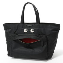 ANYA HINDMARCH トートバッグ E/W Tote Eyes ナイロン