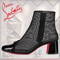 Christian Louboutin ルブタン◆Checkypoint Booty 55mm リボン