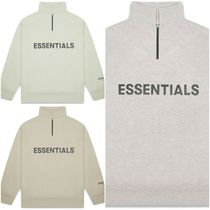 [FOG] ESSENTIALS Half Zip Pullover Sweater (送料関税込み)