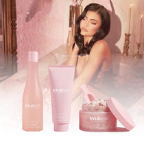 KYLIE SKIN☆ROSE BATH COLLECTION☆バスアイテム3点セット